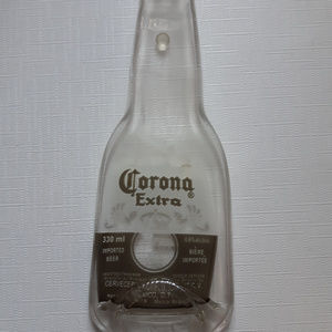 Corona Extra Spoon Rest Cutting Board Melted Bottl